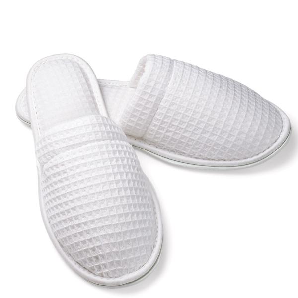 Closed Toe Slippers