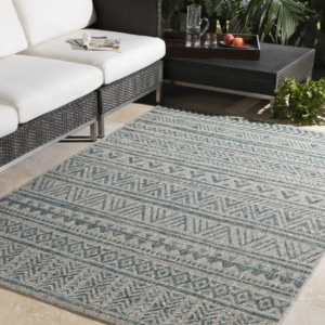 AREA RUG INDOOR/OUTDOOR